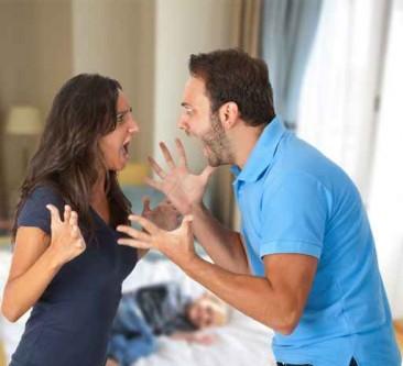 La faim serait responsable de l'agressivité au sein des couples