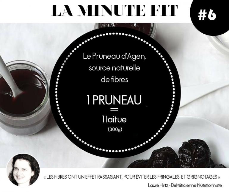 LA MINUTE FIT DU PRUNEAU D'AGEN #6