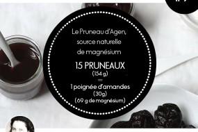 LA MINUTE FIT DU PRUNEAU D'AGEN # 9