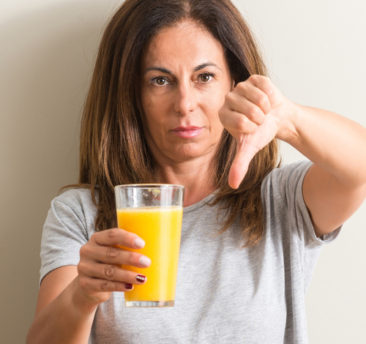 Jus de fruits : la boisson qui vous fait prendre le plus de calories